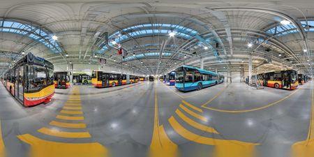 Üks vaade tehasesse. Foto: Solaris