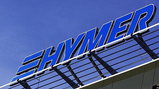 Hymer. Foto: Hymer