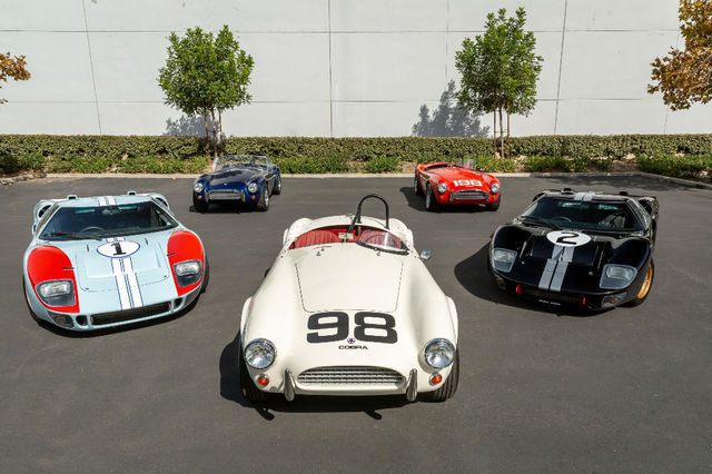 Shelby Ford. Foto: Le Mans Coupes Ltd