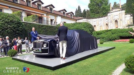 Rolls-Royce. Kaader: Youtube