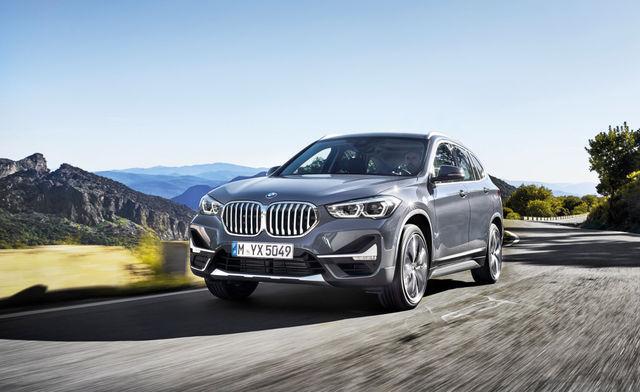 Uuendatud BMW X1 jõuab pistikuhübriidina müügile 2020. aasta kevadel. Foto: BMW