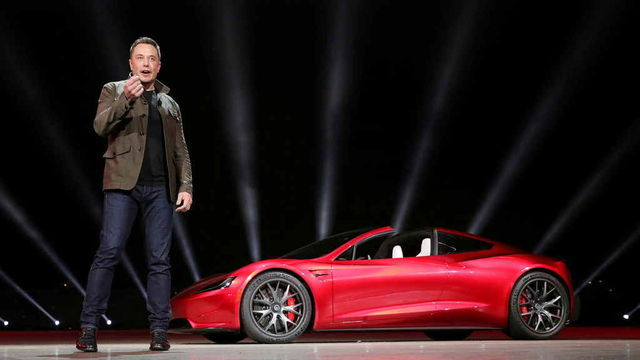 Elon Musk. Foto: Tesla