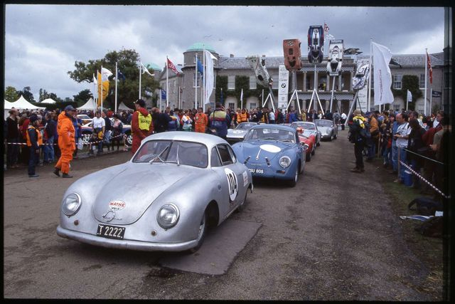 Goodwood Festival of Speed. Foto: Porsche