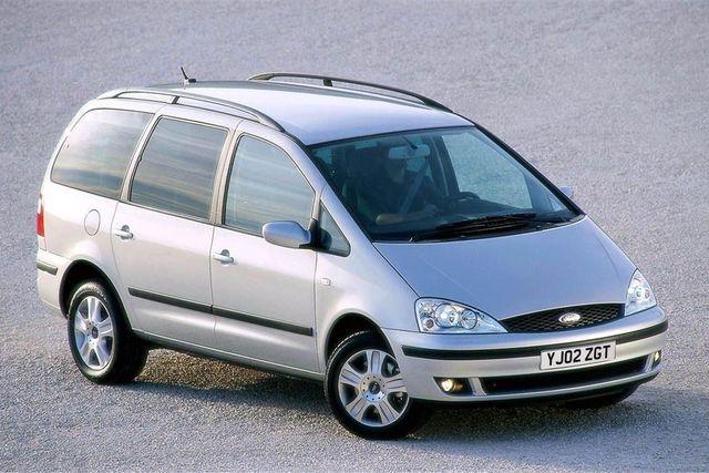 Ford Galaxy. Foto: Ford