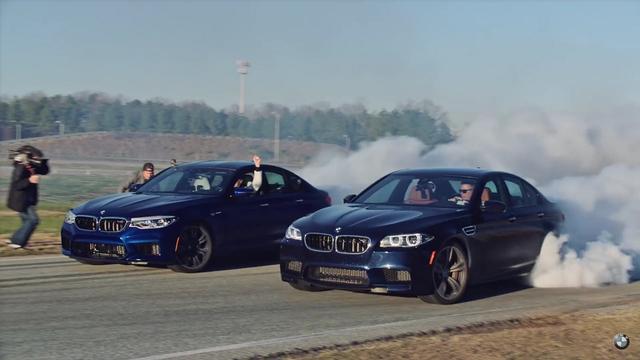 Rekordi püstitanud autod. Kaader: Youtube