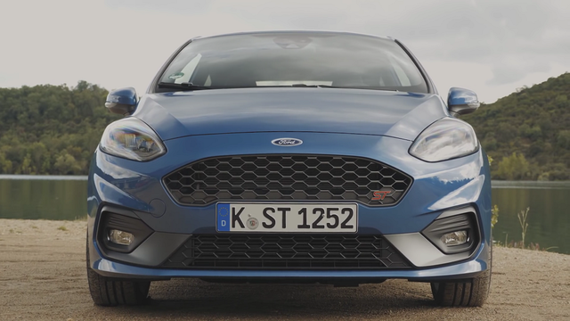 Ford Fiesta ST. Kaader: Youtube