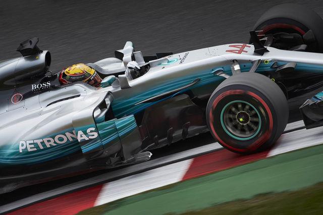 Lewis Hamilton. Foto: Mercedes