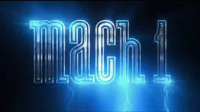Ford Mach 1. Foto: Ford