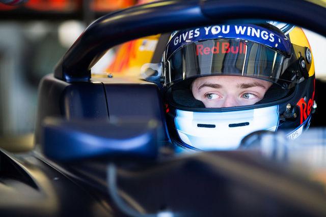 Jüri Vips. Foto: FIA F3/Joe Portlock/LAT