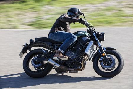 Yamaha XSR 700, Foto: Yamaha