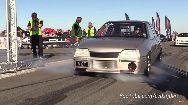 Opel Kadett. Kaader: Youtube