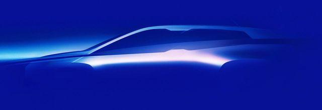 BMW iNEXT. Foto: BMW