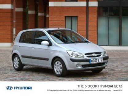 Värskendatud välimusega Hyundai Getzi uus 1,4liitrine mootor annab superminile piisava särtsakuse, kuid on samas ökonoomne.