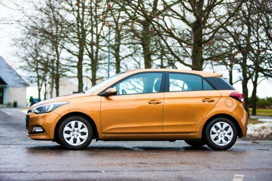 Motorsi Proovisõit - Hyundai i20
