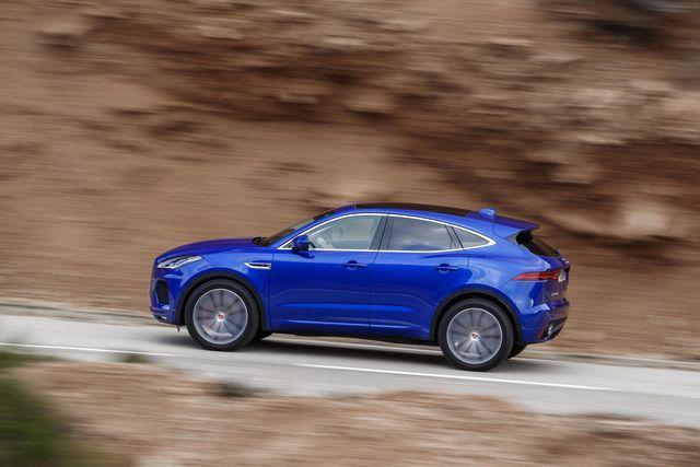 Jaguar E-Pace. Foto: Jaguar Land Rover