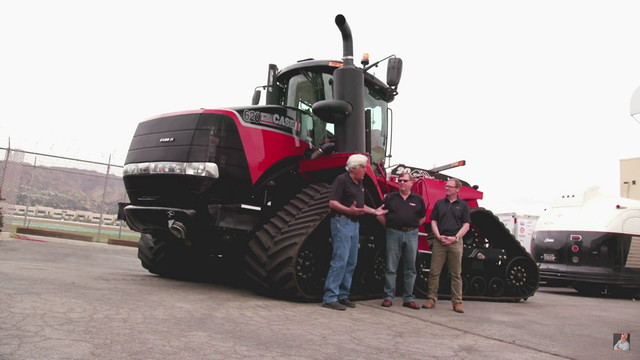 Case IH Quadtrack. Kaader: Youtube