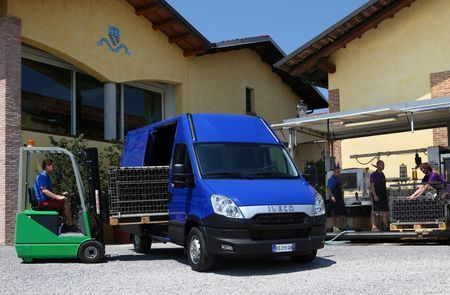 Iveco Daily. Foto: Iveco