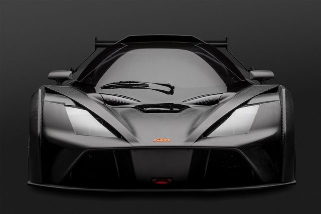 KTM X-Bow GT4. Foto: Reiter Engineering