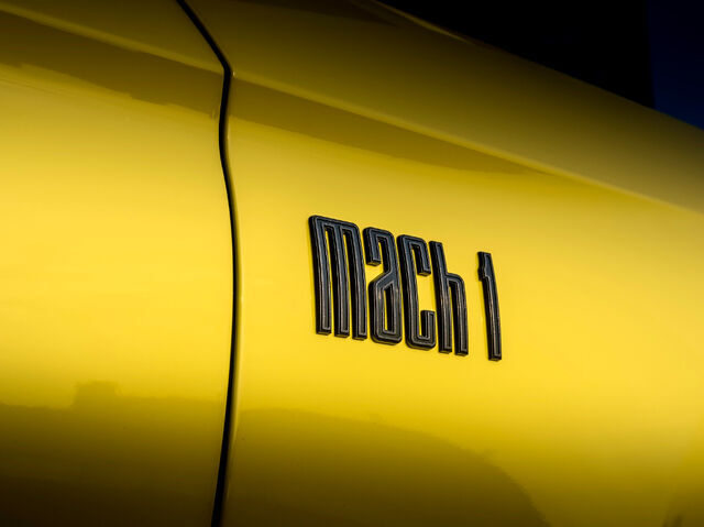 Ford Mustang Mach 1. Foto: Ford