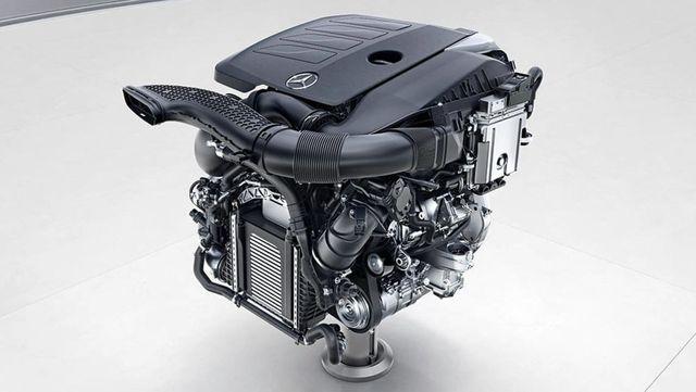 Mercedeste mootorid leiavad tee Volvode mootoriruumi? Foto: Daimler