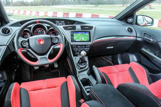 Motorsi Proovisõit - Civic Type R