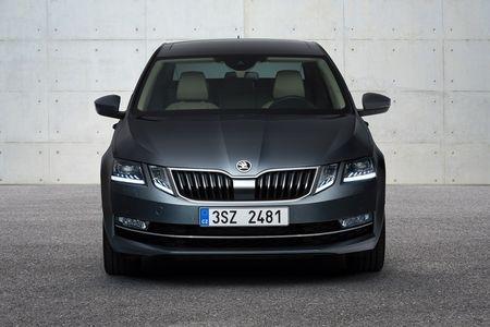 Uuenenud Škoda Octavia. Foto: Škoda