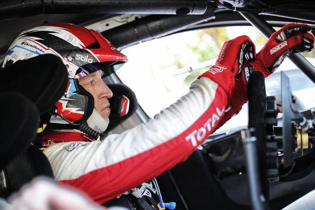 Kris Meeke. Foto: Citroen Racing
