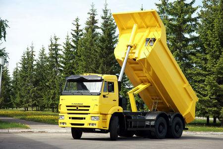 Kamaz otsib riigilt kaitset välismaiste veokite ja busside vastu. Foto: Kamaz