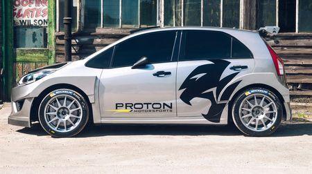 Proton Iriz R5. Foto: Proton