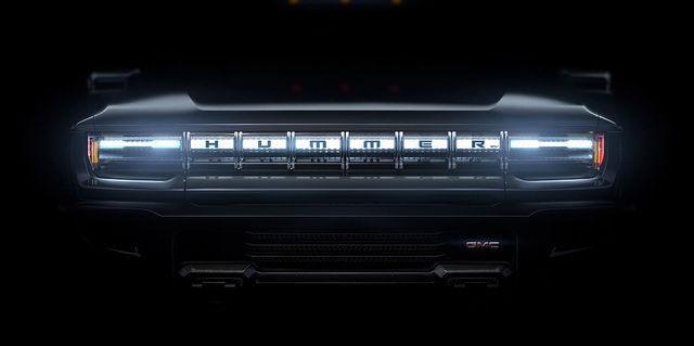 GMC Hummer EV. Foto: General Motors