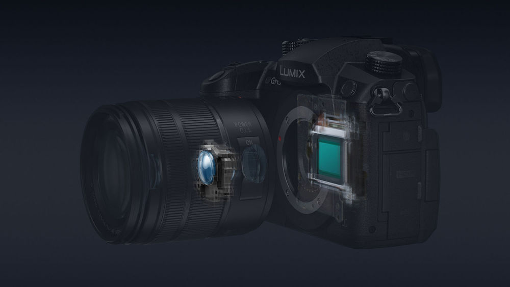 Tehnika TV - Panasonic Lumix GH5
