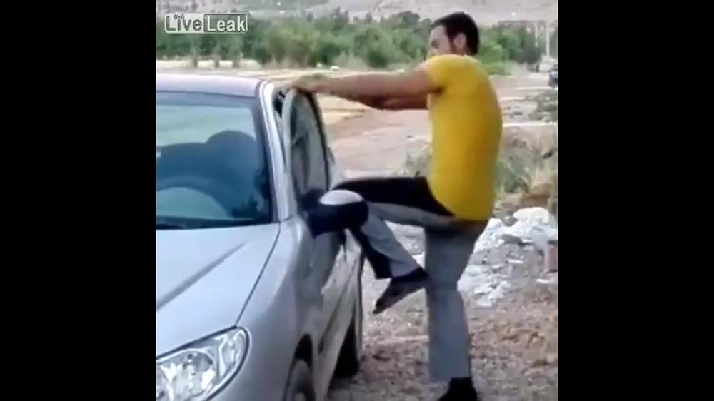 VIDEO: Võti jäi autosse? Pole probleemi!
