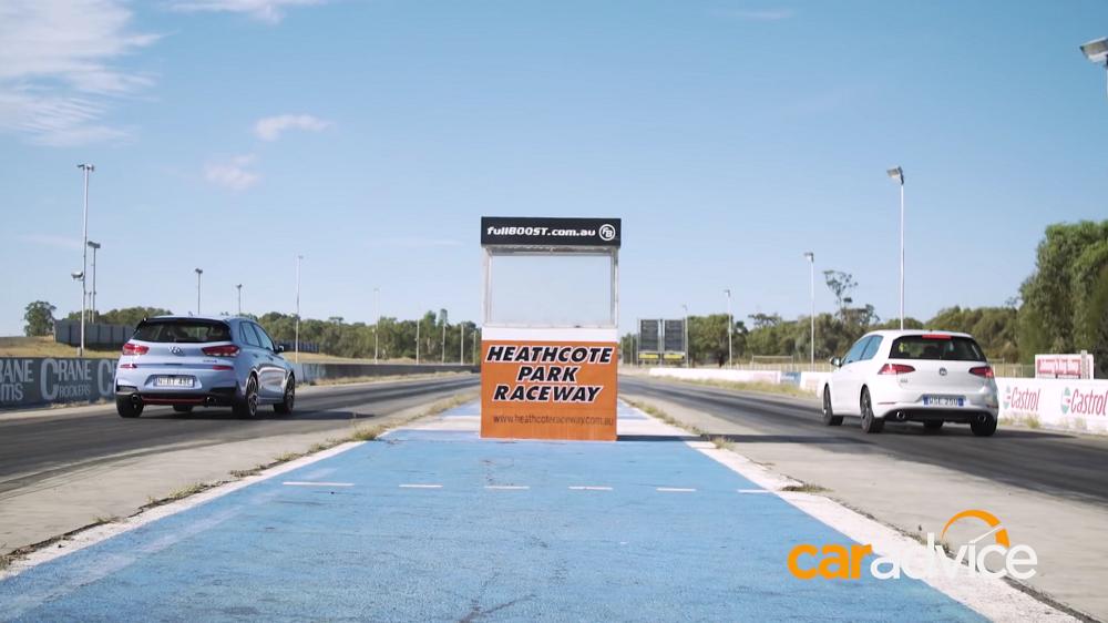 Hyundai i30N vs VW Golf GTI: kes on parem kiirenduses?