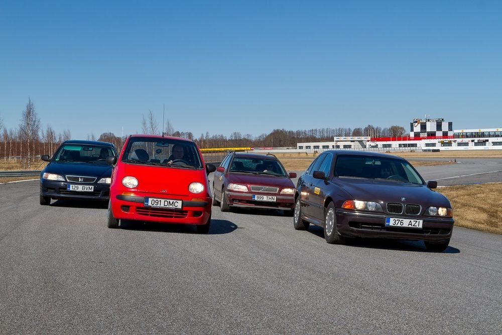 Tänases Autolehes. 800-euroste autode eksperimendi suur finaal