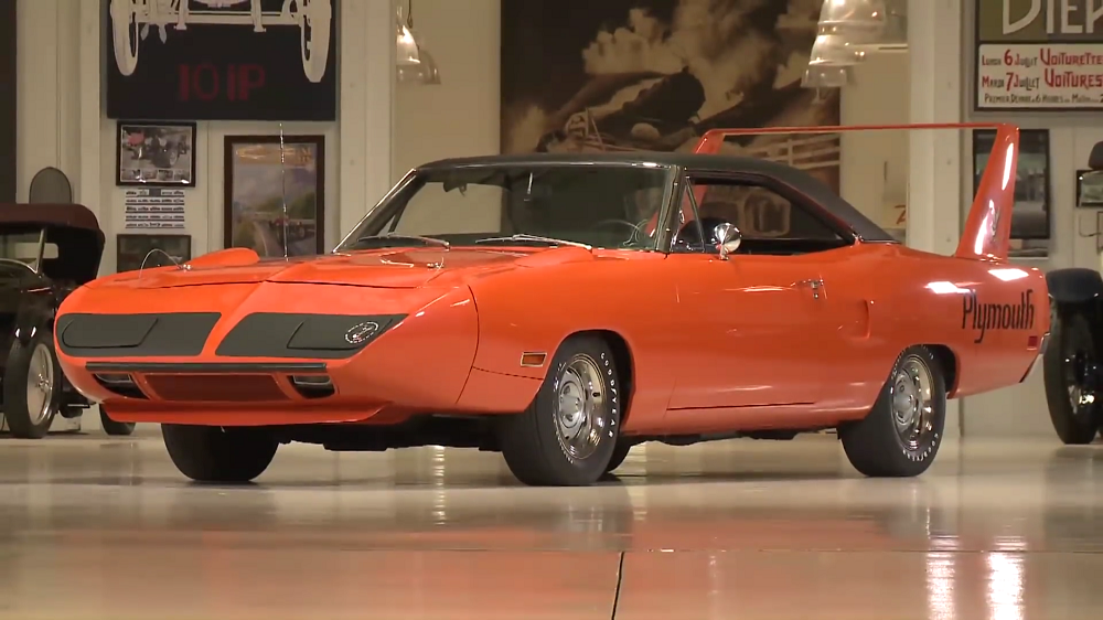 Jay Leno's Garage: 1970 Plymouth Superbird