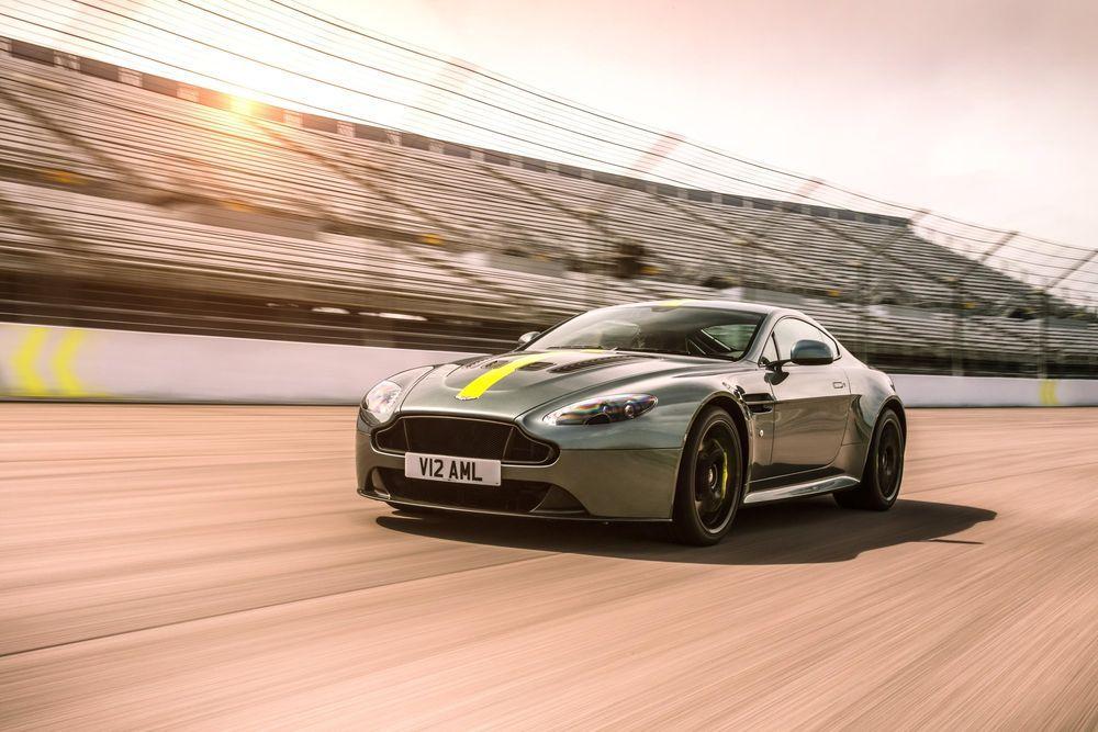 Aston Martin Vantage AMR jääb praeguse mudeli luigelauluks