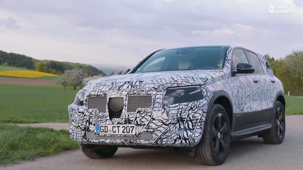 Fully Charged Show: Mercedes-Benz EQC