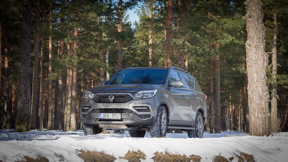 Motors24 proovisõit - SsangYong Rexton