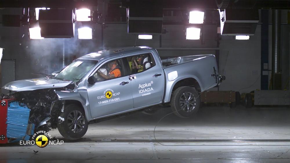 Euro NCAP avalikustas üheksa uue auto turvatestide tulemused