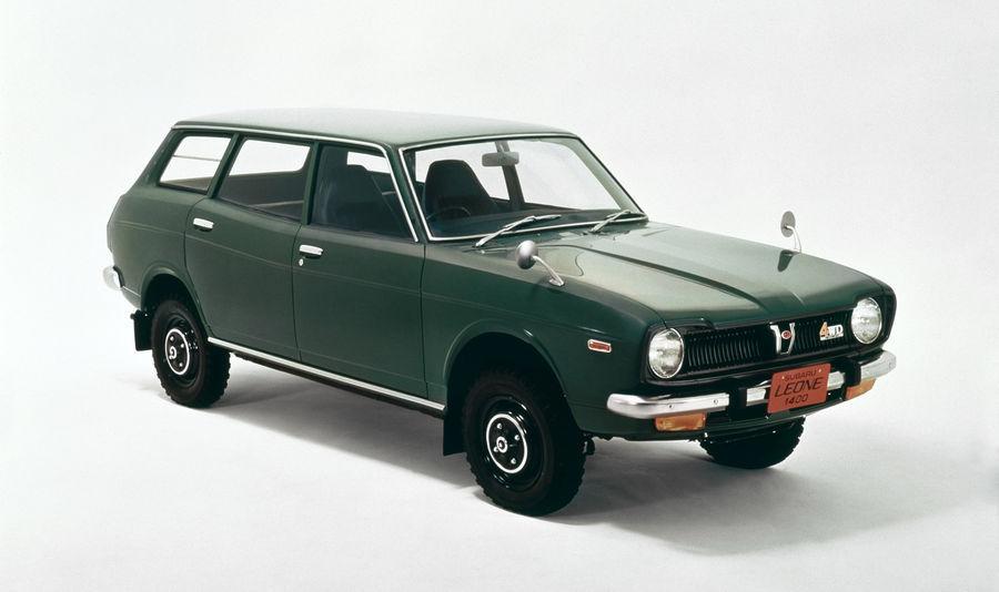 Subaru on tootnud 15 miljonit nelikveolist autot