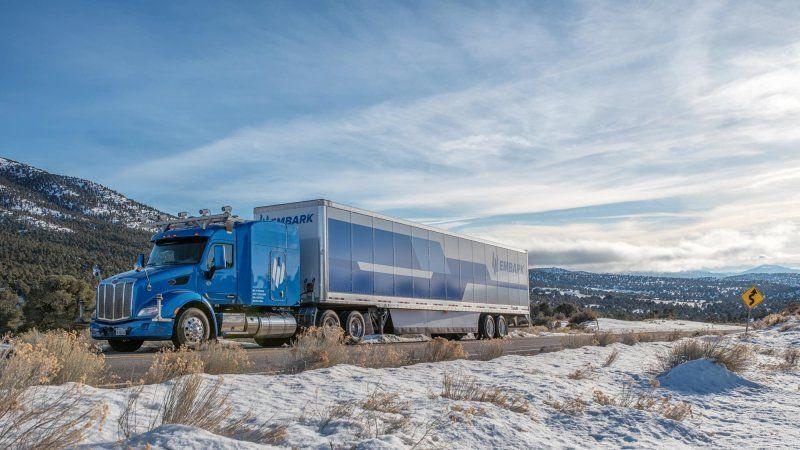 Poolautonoomne veok läbis tõrgeteta 2400 miili