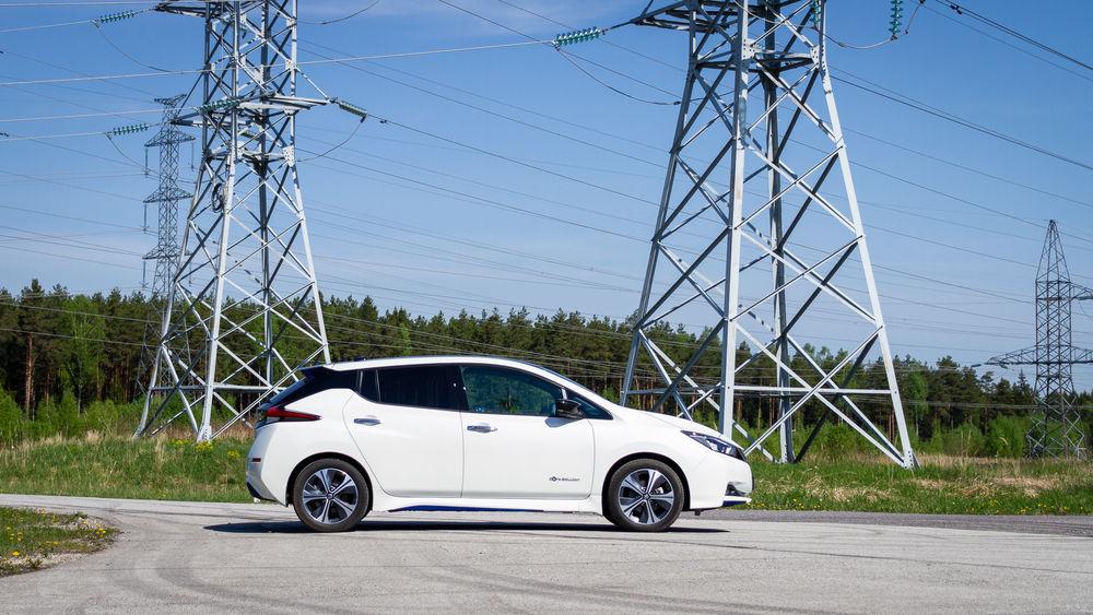 Motors24 proovisõit - Nissan Leaf