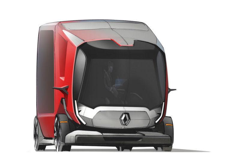 Renault otsib tulevikuveoki nägu