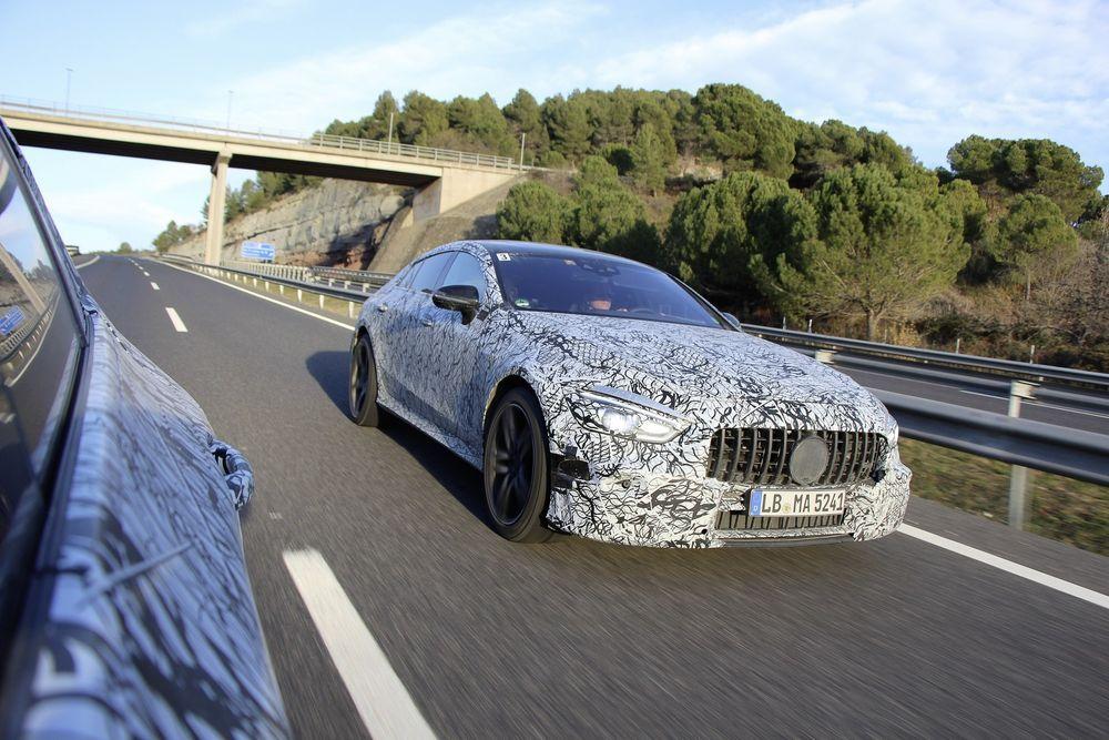 Mercedes-AMG GT4 debüüt on vähem kui kuu aja pärast