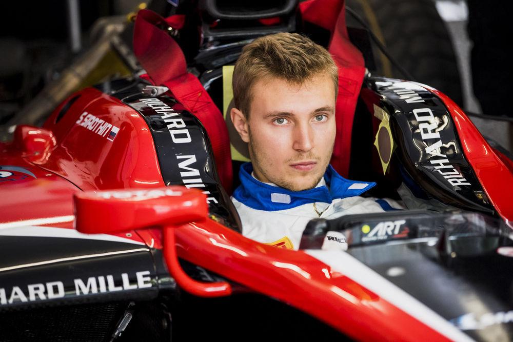 F1: Williamsi teiseks sõitjaks võib saada Sergei Sirotkin