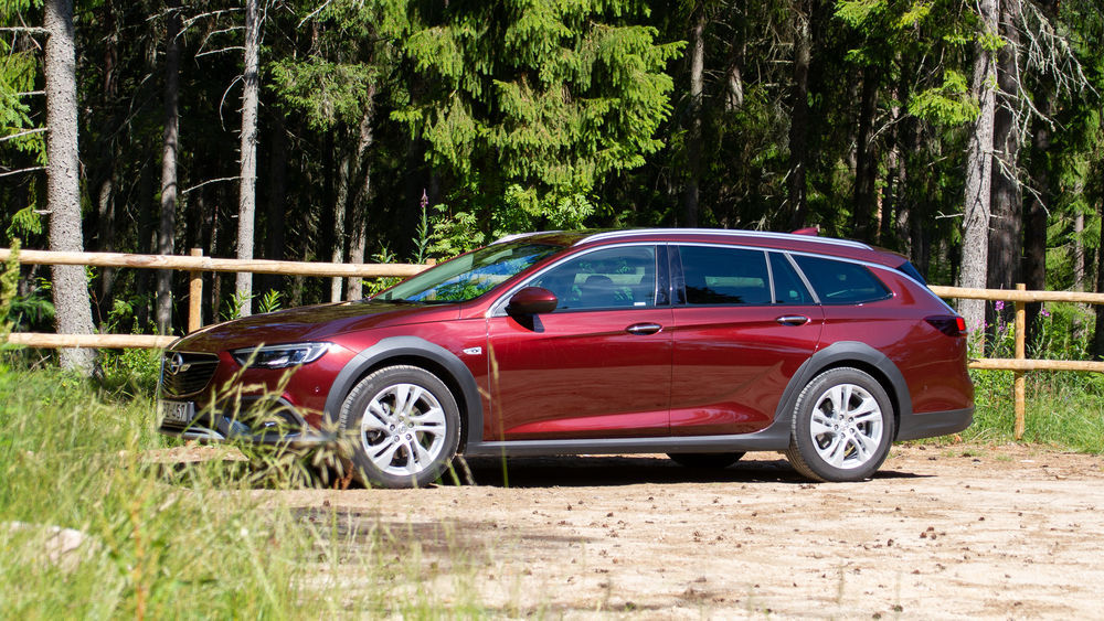 Motors24 proovisõit - Opel Insignia Country Tourer