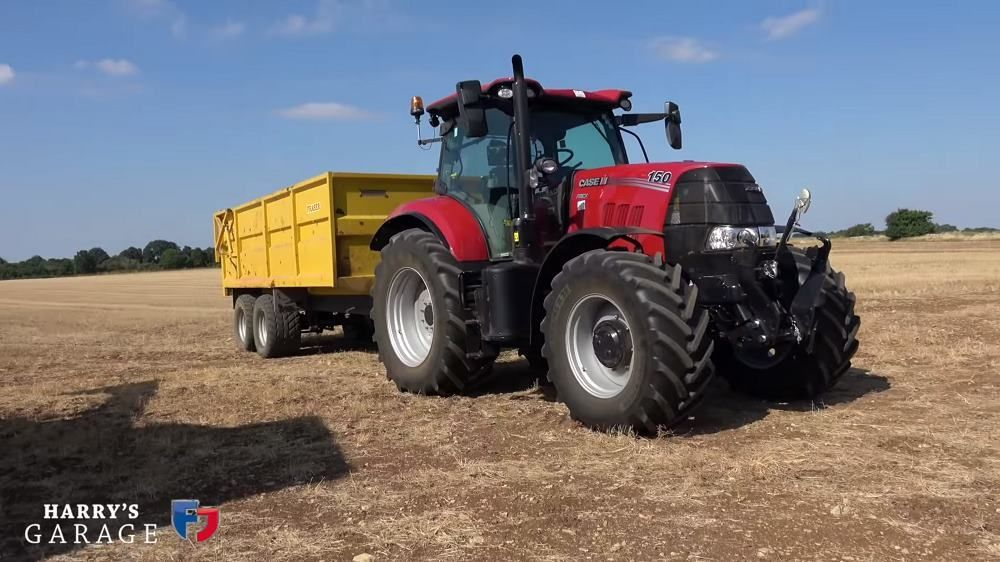 Harry's Garage: Case IH Puma 150
