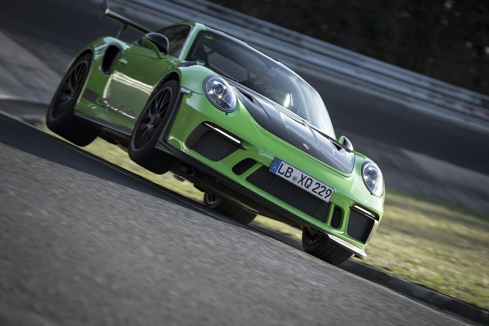 VIDEO: Porsche 911 GT3 RS-i rekordaeg on ametlik