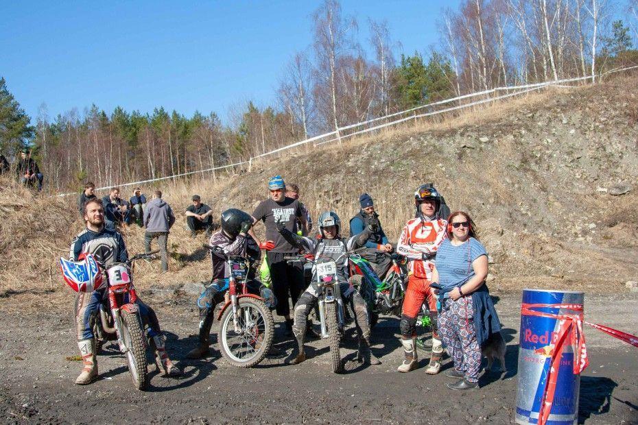 Fotod: ekstreemne motovõistlus Hellinn Jõelähtmel