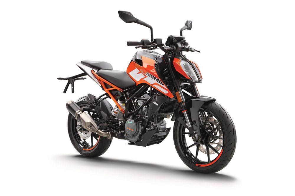 KTM 125 ja 390 Duke vajavad esitule tarkvara uuendust